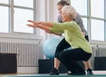 Yaşlılıkta Pilates