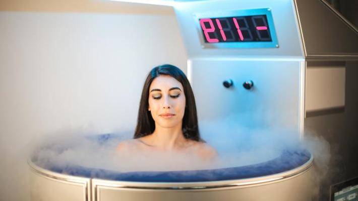 Soğuk Oda Terapisi Nedir Ve Nasıl Etkili Olur?