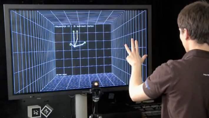 Ameliyatlarda Touchless Teknoloji Devrede
