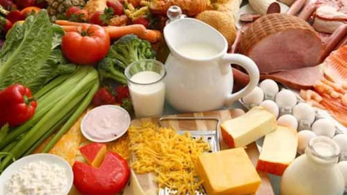 Koah Ve Enerji Veren Yiyecekler