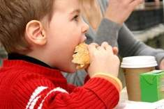 Fast Food Çocuklarda Astımı Artırıyor