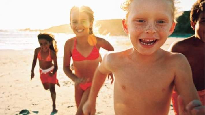 Çocuklar Güneşten Nasıl Korunmalı?