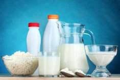 Gazınız Nedeni Süt mü?