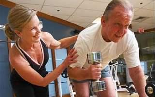 Egzersiz Yaşlı Yetişkinlerin İyileşmesine Yardım Ediyor
