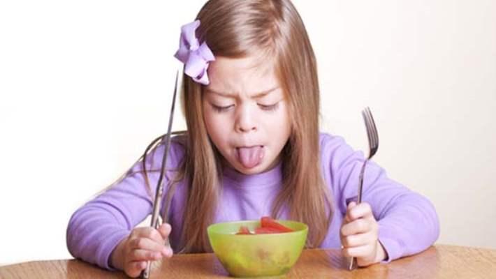 Çocukların Beslenmesi: Aman, Acı! Eyvah, Ekşi!