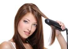 Saçın Sürekli Düzleştirilmesi Saça Zarar Verebilir