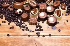 Vücudu Şekillendirmek İçin Çikolata
