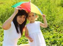 Çocukları Güneşten Korumak