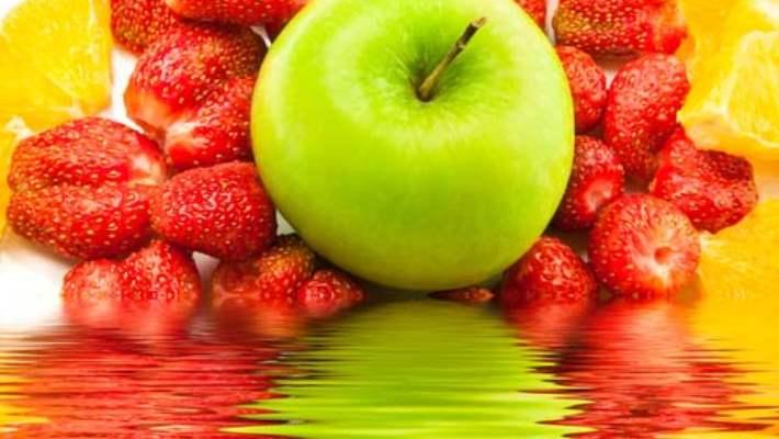 Doğal Güzellik İçin Beslenme