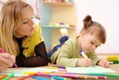 Çocuğunuzu Bakıcıyla Tanıştırmak