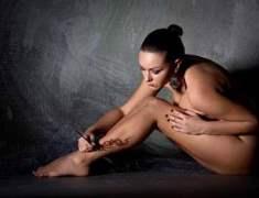 Geçici Dövme Vücutta Hasar Bırakabilir