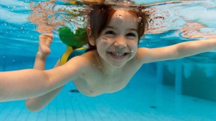 Yüzme, Boy Uzatmaya Yardımcı Olur Mu