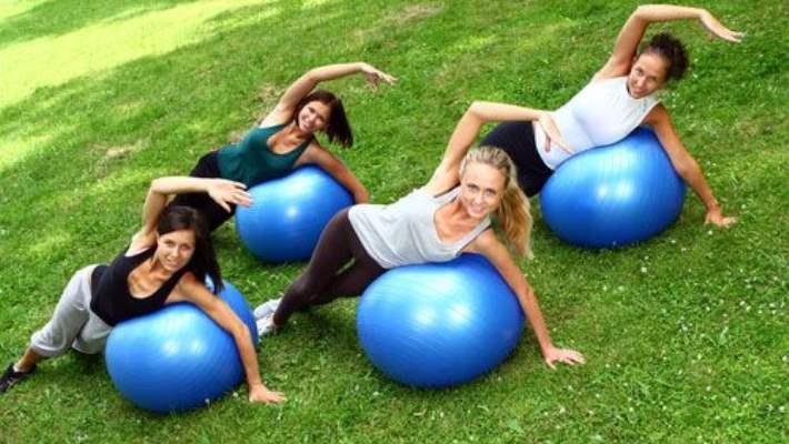 Boy Uzatmak İçin Pilates Egzersizleri