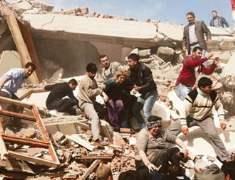 Deprem Sonrası Bölgede Enfeksiyon Riski