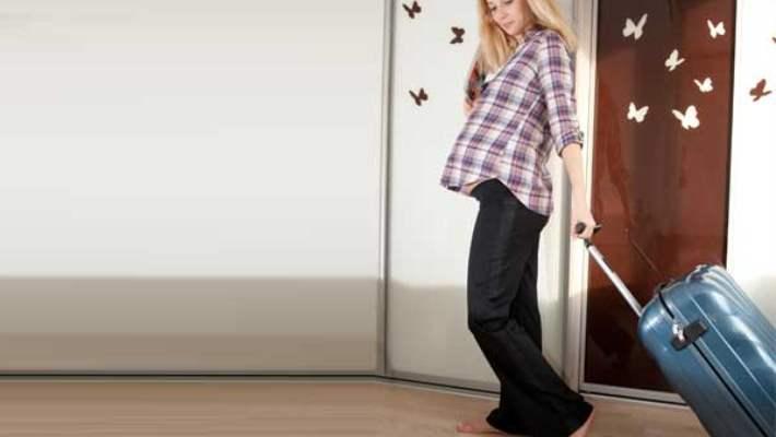 Hamileler Yolculuk Yapmalı Mı?