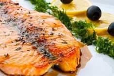 Haftada bir ızgarada balık Alzheimer riskini düşürüyor