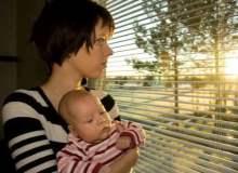 Kadınlarda Doğum Sonrası Depresyonun Nedeni Eşler