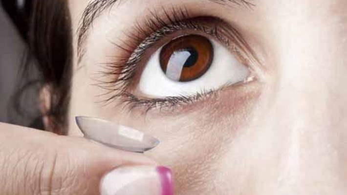 Kontakt Lens Kullananlar Hijyen Kurallarına Uymuyor