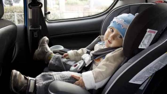 Araba Koltuğu Kazalarda Çocuk Ölümlerini Yüzde 75 Azaltıyor