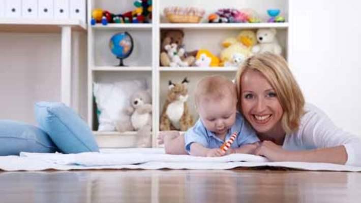 Bebek Odası Nasıl Döşenmelidir?