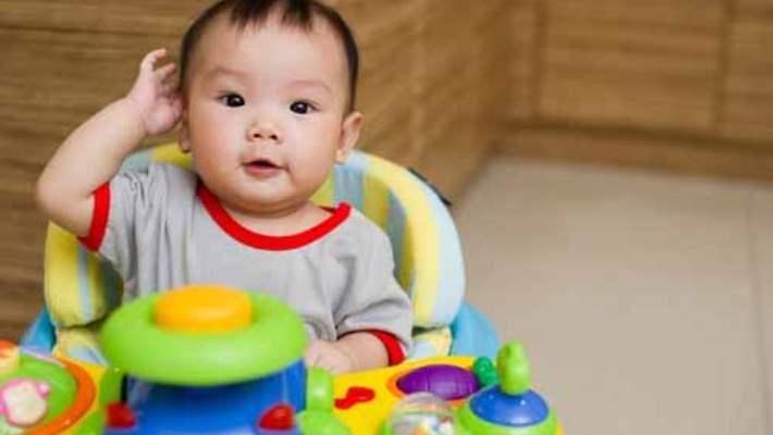 Bebeklerin Yürümesi İçin Yürüteç Kullanılmalı Mıdır?