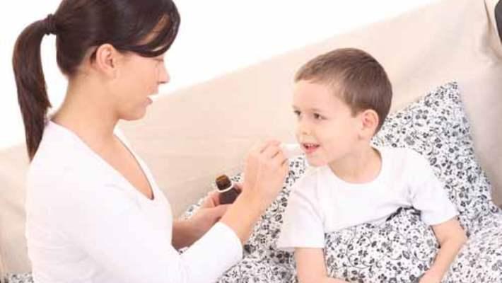 Grip Olan Çocuklara İlaç Verilmeli Mi?