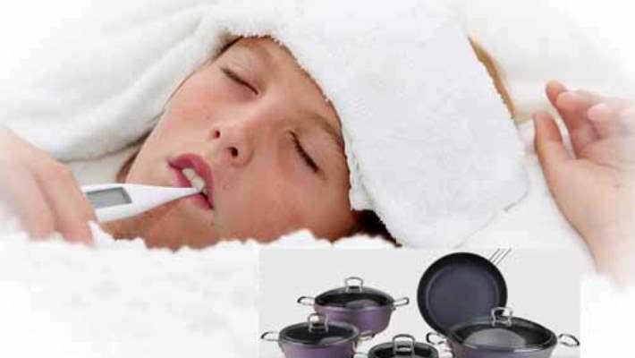 Çocuklar Grip Olduğu Zaman Bakımları Nasıl Yapılmalıdır?