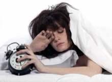 Uyku Bozuklukları Şeker Hastalığı Riskini Artırabilir