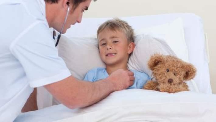 Çocuklar Grip Olduklarında Hastaneye Götürülmeli Mi?