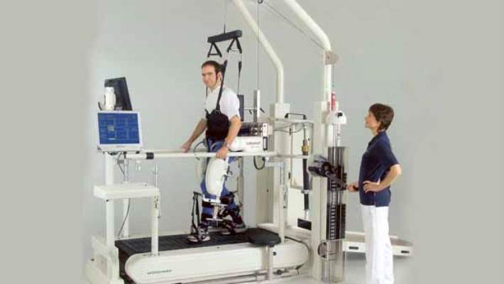 Rehabilitasyonda Robot Teknolojisi Devri