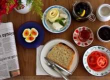 Kilo vermek için sabah kahvaltısında neler yenmeli?