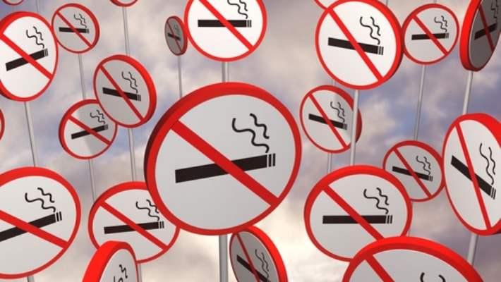 Apartmanlarda Sigara İçilmez Uyarısı