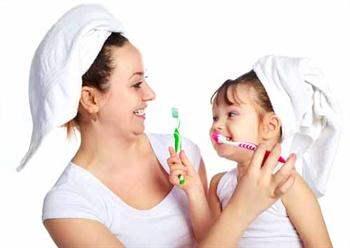 Bebekler İçin De Diş Bakımı
