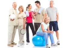 Günde 15 Dakika Egzersiz Ömrü Uzatıyor