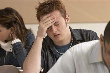 Saplanan baş ağrılarının nedenleri