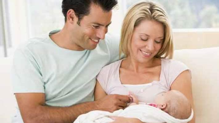 Baba İlgiliyse Çocuklar Uslu Oluyor