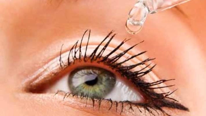 Gözdeki Proteinler Bakterileri Etkisiz Hale Getiriyor