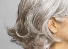 Beyaz Saç Hastalık Habercisi Olabilir