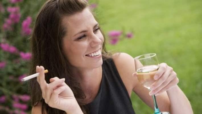 Sigara Endüstrisinden Kadınlara Özel Taktik
