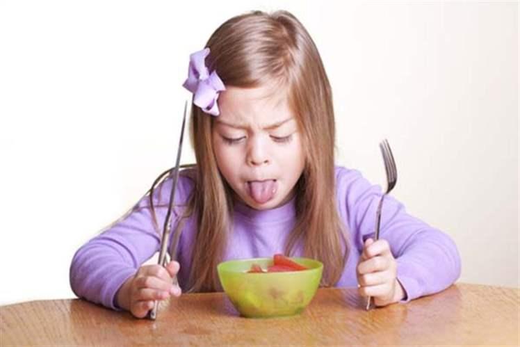 Seçici Yemek Bozukluğu