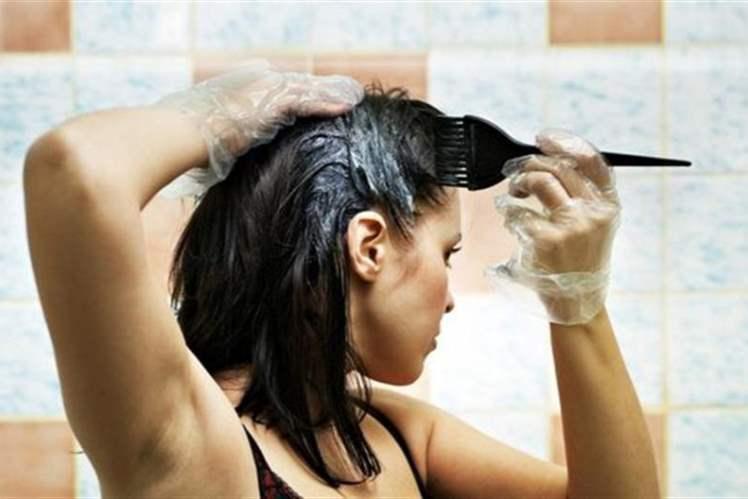 Saçları Boyama veya Kimyasal Sürece Tabi Tutma