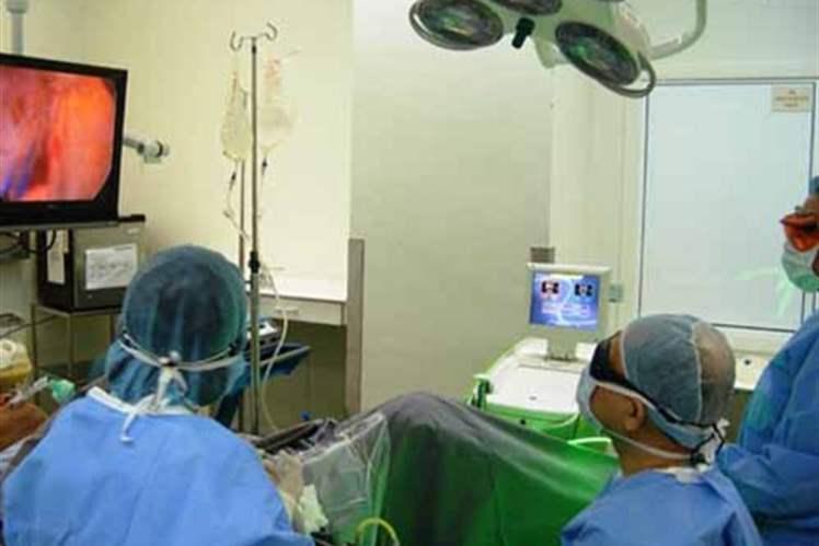 Lazerli prostat ameliyatı