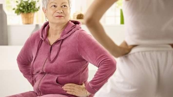 Menopozla Gelen Kilo Artışı Hormonal Bir Durumdur