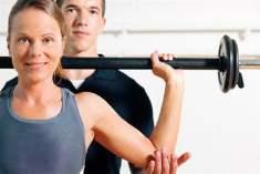 Ağırlık Kaldırma Egzersizine Bağlı Dirsek Ağrıları