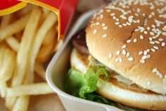 Fast Food Diyeti