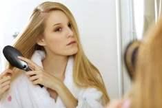 Sağlıklı Saç İçin Fırçalamak