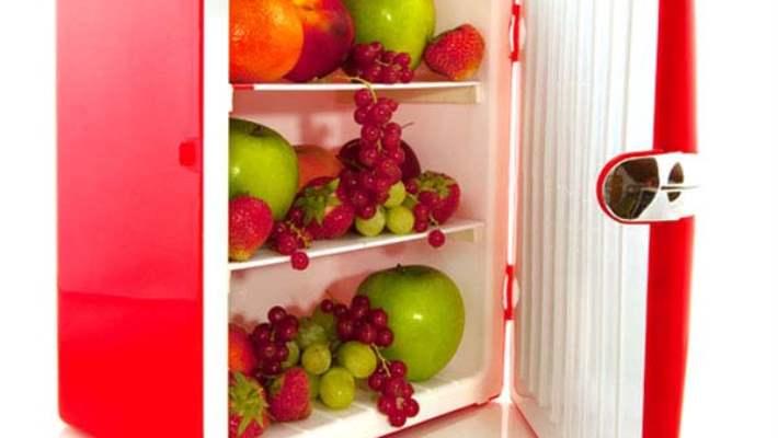 Buzdolabı Ve Dondurucuda Bahar Temizliği