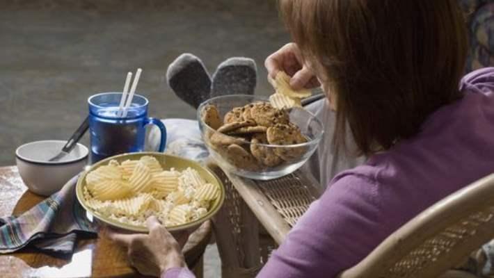 Ergenlerde Tıkanırcasına Yemek Yeme Sorunu