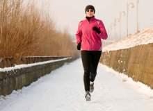 Soğuk Havada Spor Yapanlar Dikkat!
