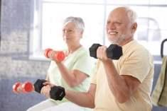 50 Yaşından Sonra Vücudunuzu Egzersizle Sıkılaştırabilir Misiniz